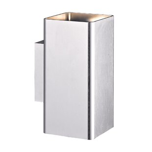 Hassan 2-Light Outdoor Sconce