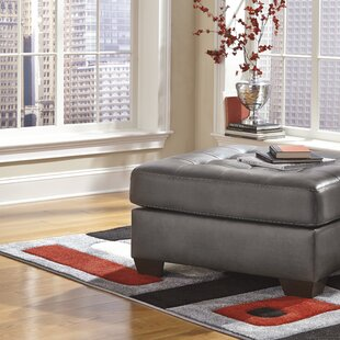 Dakota Tufted Ottoman by R..