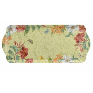 Maui Sandwich Serving Tray (Set Of 2) By Spode