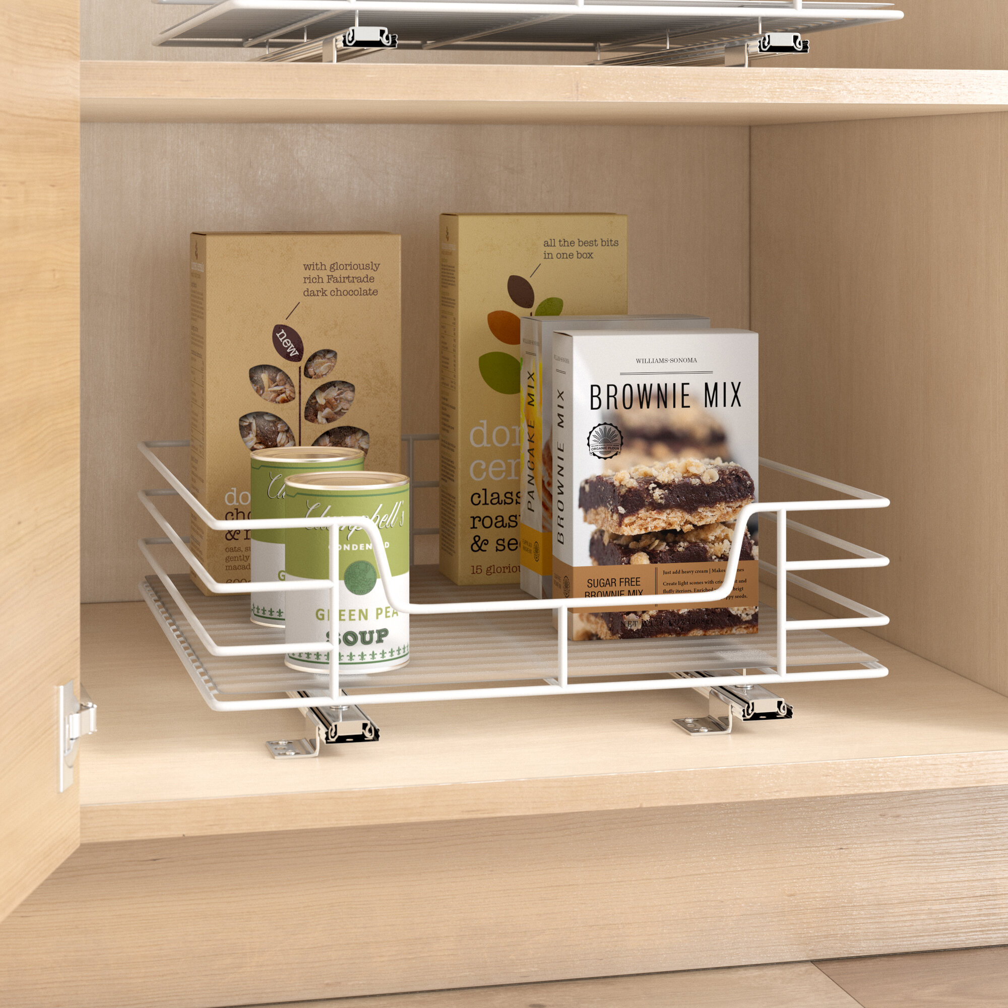 Dixon Pantry Pull Out Drawer