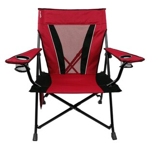 XXL Dual Lock Folding Camping Chair by Kijaro Wonderful