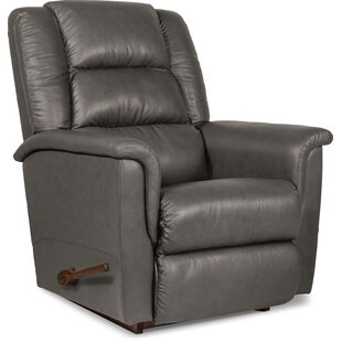Murray Leather Rocker Recliner
