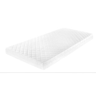 Cowie Cot Bed Foam Mattress By Symple Stuff