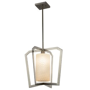 Luzerne 1-Light Foyer Pendant by Brayden Studio
