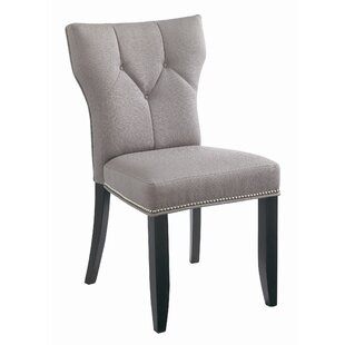 Bernard Parsonsn Upholstered Dining Chair (Set of 2)