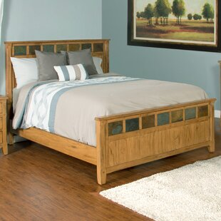 Fresno Panel Bed by Loon Peak Design