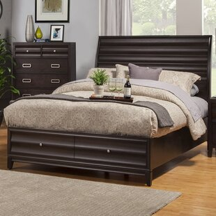 Darby Home Co Crystal Storage Platform Bed