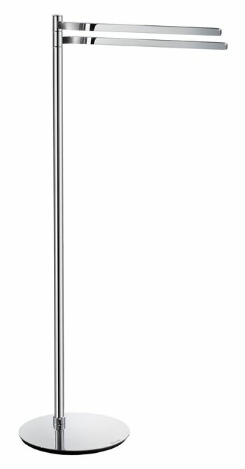 Orren Ellis Chiodo Free Standing Towel Stand Wayfair