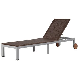 Forest Reclining Sun Lounger By Sol 72 Outdoor