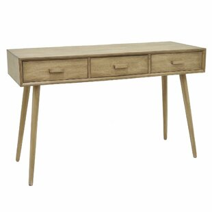 Bainbridge Wood Console Table