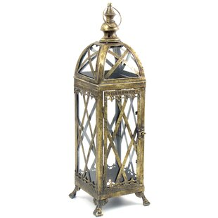 Astoria Grand Iron Lantern