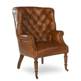 Magnificent Garbo Leather Wingback Wayfair Machost Co Dining Chair Design Ideas Machostcouk