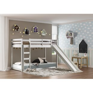 Aledo Twin over Twin Low Loft Bed by Isabelle amp Max