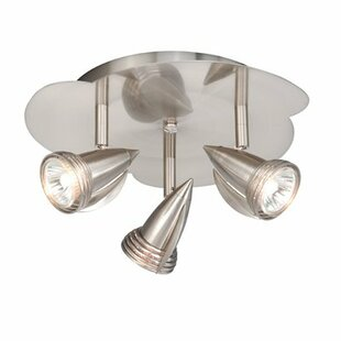 Semi Flush Mount Spotlight by Ebern Designs