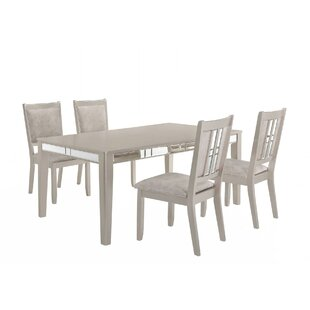 Mccoin 5 Piece Dining Set by House of Ham..