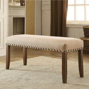Darby Home Co Amald Bench