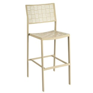 Woodard New Century Patio Bar Stool