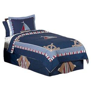 Nautical Nights 3 Piece Full/Queen Comforter Set