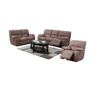 Banner Leather Reclining Sofa by Wildon Home ?