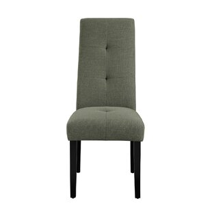 Lakeside Upholstered Dining Chair by Charlton Home