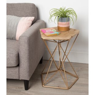 Labriola Metal End Table By Brayden Studio