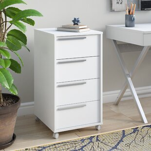 Hadley 4-Drawer Vertical Filing Cabinet