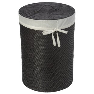 Buy luxury Round Laundry Hamper By Kouboo