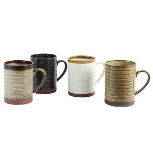 Lockhart 4 Piece Coffee Mug Set