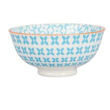 Ooh La La 13 oz. Peony Bowl (Set of 4)