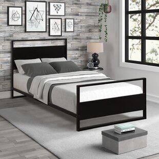 Benen Twin Low Profile Platform Bed by Latitude Run