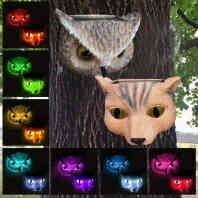 Millwood Pines Erdenheim Animal Solar 2-Light LED Outdoor Scone
