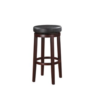 Colesberry 31 Swivel Bar Stool by Andover Mills