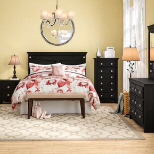 Fralick Queen Panel Configurable Bedroom Set by Winston Porter