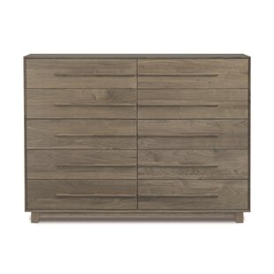 Sloane 10 Drawer Double Dresser
