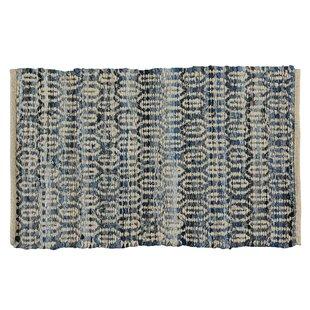 Mullican Cotton Blue Indoor/Outdoor Area Rug