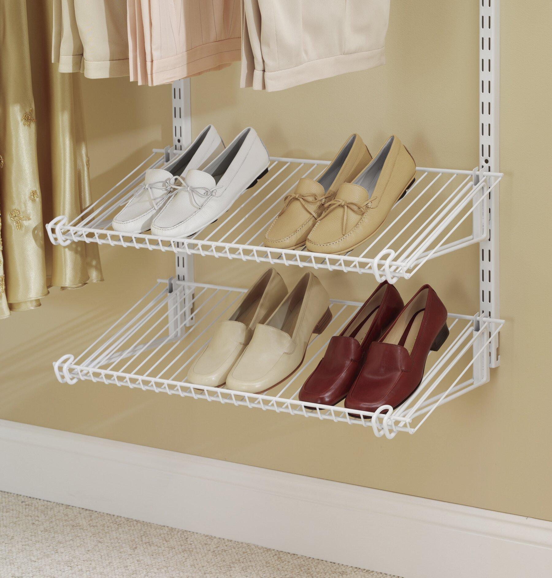 Configurations Shoe Shelf