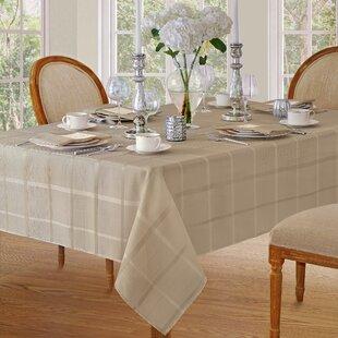 Quickview & Fabric Tablecloth   Wayfair