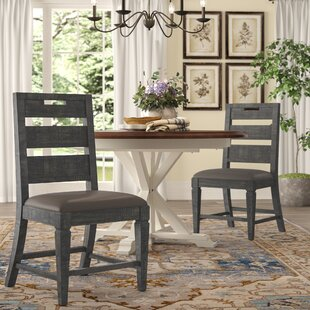 Jessie Solid Wood Side Chair (Set Of 2) by Birch Lane™ Heritage New Design
