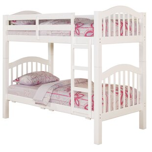 Dwaine Twin over Twin Bunk Bed