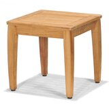 Beethoven Solid Wood Side Table