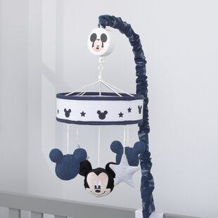 Online Reviews Disney Mickey Mouse Hello World Star Musical Mobile ByCarter's®