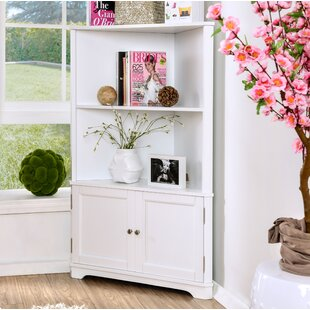 Compare & Buy Vas Corner Unit Bookcase By Red Barrel Studio