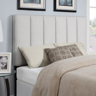 Ebern Designs Pettiford Upholstered Panel Headboard