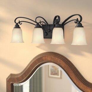 Shop For Barbara 4-Light Vanity Light ByFleur De Lis Living
