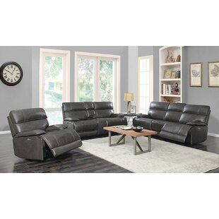 Nichol Power Configurable Living Room Set..