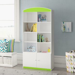 Head 185cm Bookcase With Doors By Isabelle & Max