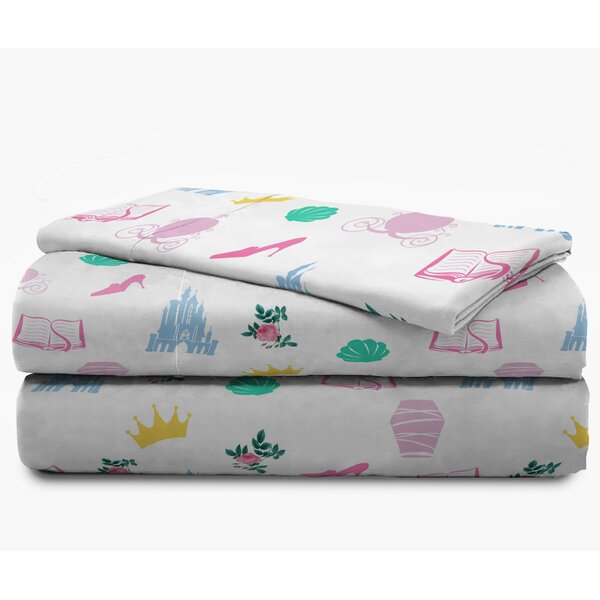 disney princess sheets queen