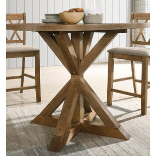 Round Tall Kitchen Dining Tables You Ll Love In 2021 Wayfair