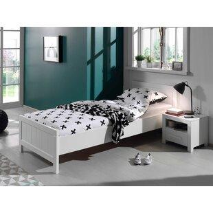 Eddy 2 Piece European Single Bedroom Set By Isabelle & Max