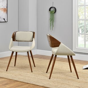 Check Prices Castille Upholstered Dining Chair by George Oliver Reviews (2019) & Buyer's Guide